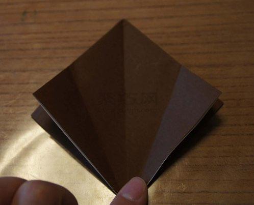 如何折紙馬3