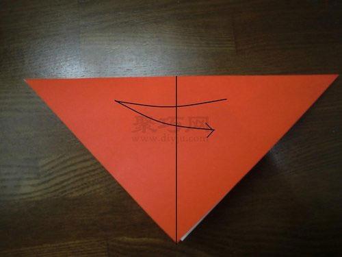 立体球体折纸步骤图
