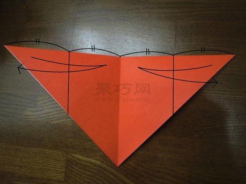 四大纸飞机折法