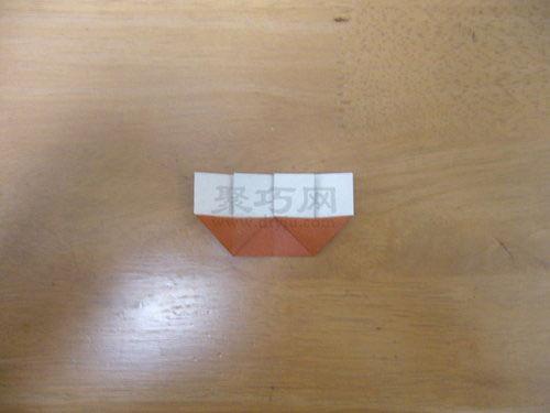 手工折纸房子图解教程