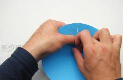 史上超级实用的手工 纸张制作简易漏斗或圆锥体方法