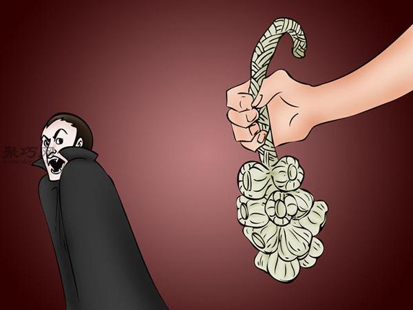 怎么杀死吸血鬼 杀死吸血鬼的方法 2
