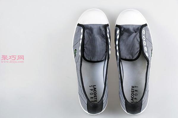 白色网球鞋脏了怎么清洗干净 刷网球鞋方法 13