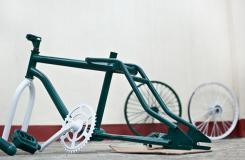 自行车上漆流程 教你如何给自己的自行车喷漆