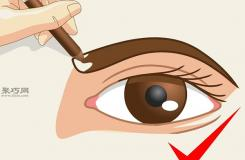 仿真眼睛的画法步骤 教你怎么画逼真的眼睛简笔画