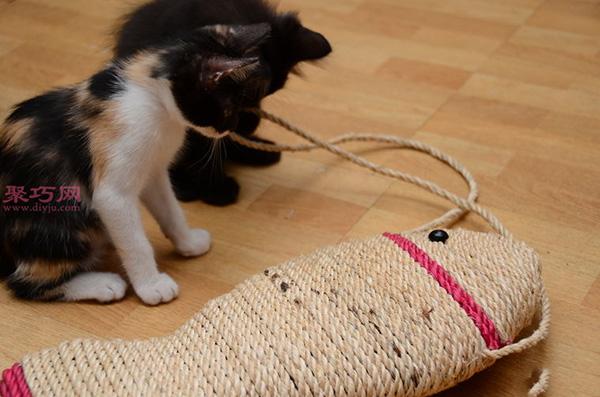 6种方法教你如何不让猫咪抓坏家具 3