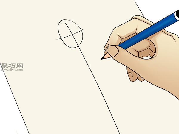 服装设计师总结的画时装草图详细步骤图解 4