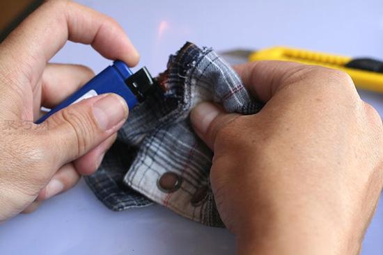 旧衣服DIY僵尸服装教程详解 教你僵尸道具服制作步骤 5