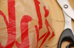 手工DIY塑料降落伞教程 教你怎么DIY降落伞