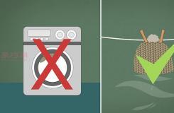 怎样手洗开士米羊毛及毛料衣服 教你用手洗衣服教程
