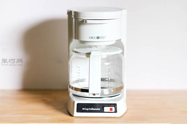 怎样使用咖啡机煮咖啡 2