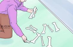 手工DIY万圣节假骨头教程 教你如何DIY万圣节道具