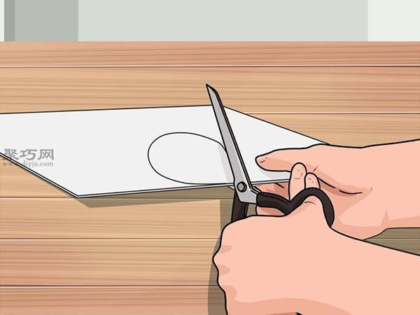 手工制作锡罐喂食器图片教程 7