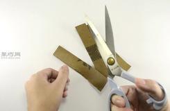 怎样用砂纸磨剪刀 教你磨剪刀步骤