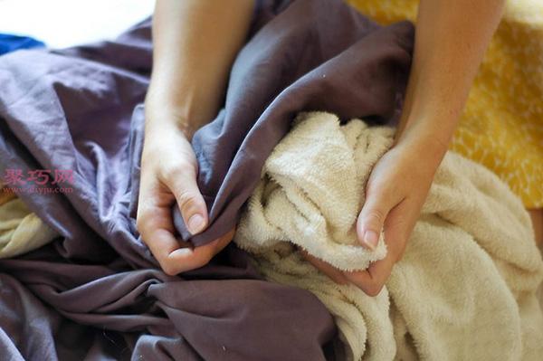 怎么机洗衣服 2