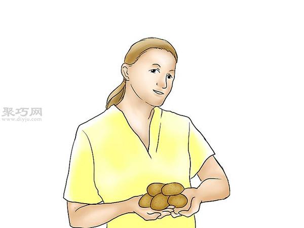 怎么培育红薯幼苗 1