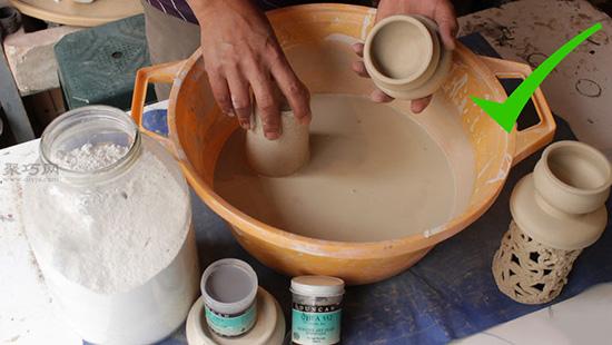 制作陶瓷图片教程 11
