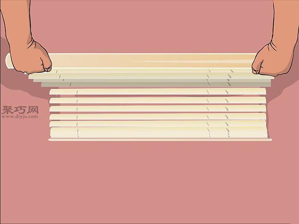 怎么测量百叶窗 8