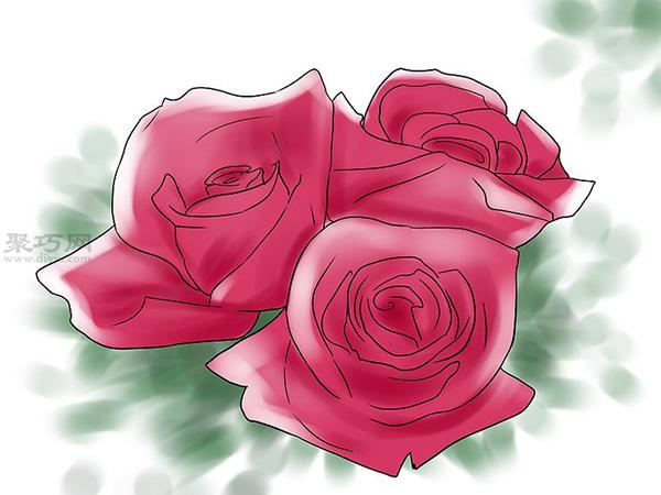种植玫瑰花教程图解 1