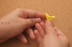 幸运心折法 如何用纸折出心形图解教程