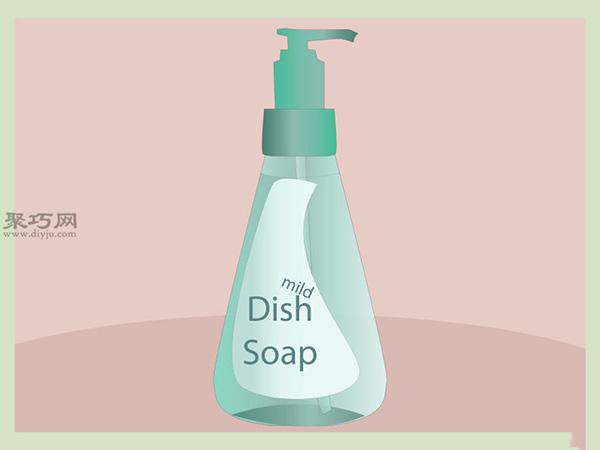 使用洗洁精diy农药方法 14