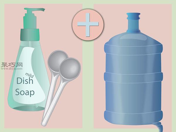 使用洗洁精diy农药方法 15