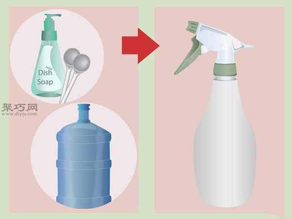 使用洗洁精diy农药方法 16