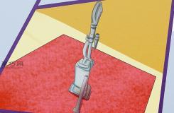 如何深层清洁地毯 来看清洗地毯教程