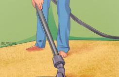 怎么样去除地毯中的臭味 一起学清洗地毯步骤