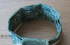 怎样用美元折纸 用钱折纸图解教程