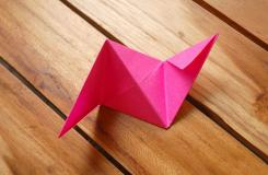 怎么样学组合折纸 来看折纸的方法