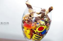 在酒杯上绘画图片教程 怎么样在酒杯上绘画