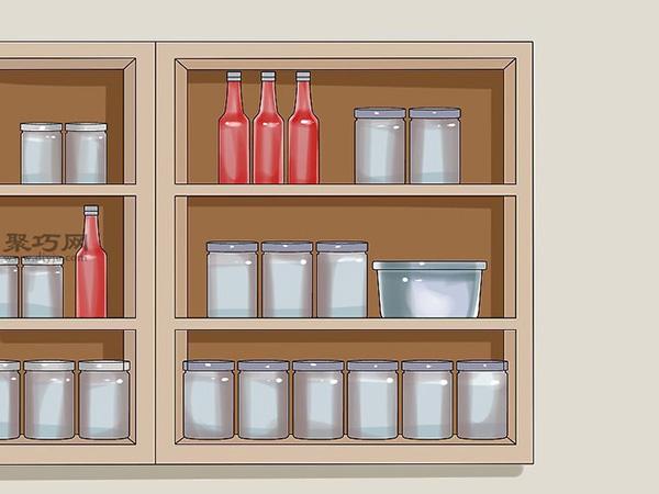 装饰厨房教程 11