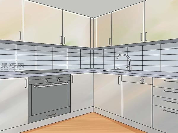 装饰厨房教程 18