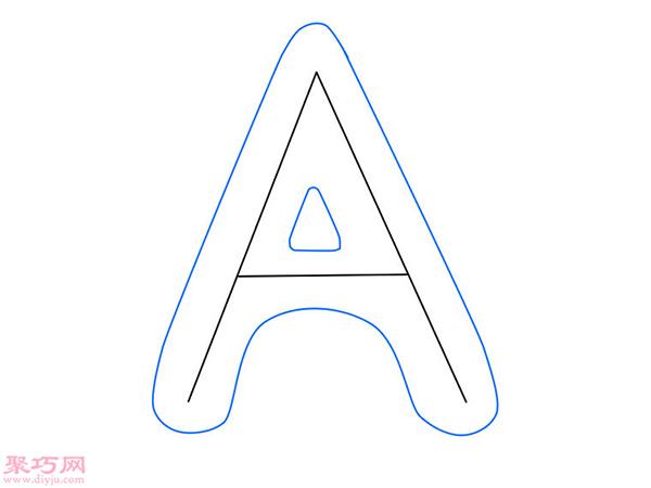 画A-Z立体字母 2