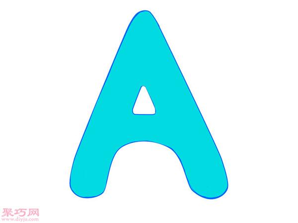 画A-Z立体字母 3
