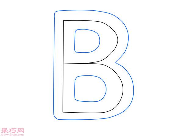 画A-Z立体字母 5