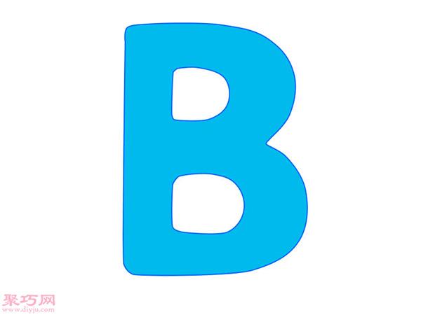 画A-Z立体字母 6