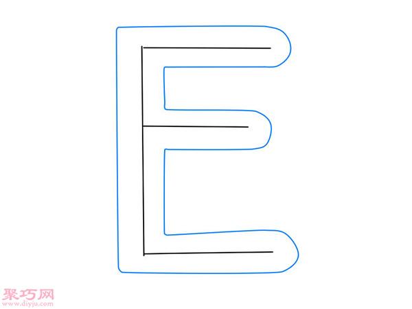 画A-Z立体字母 16