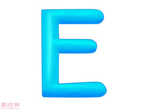 画A-Z立体字母 18