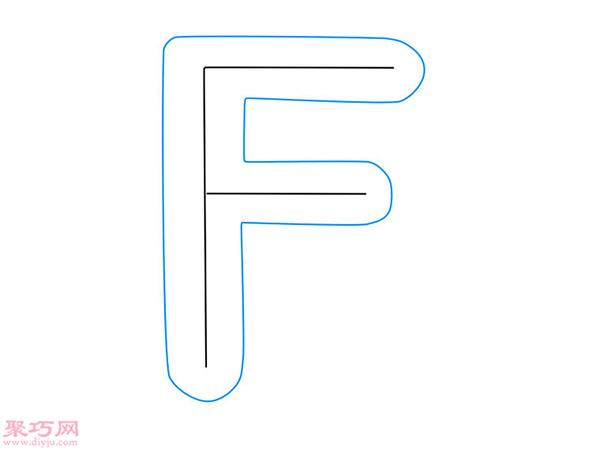 画A-Z立体字母 19
