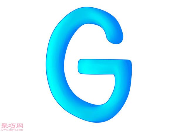 画A-Z立体字母 23