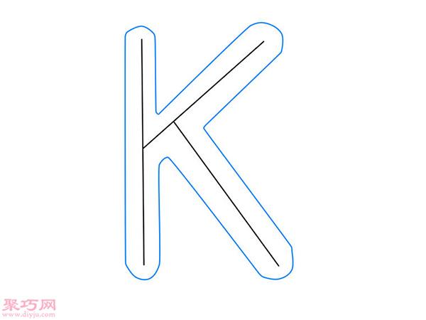 画A-Z立体字母 36