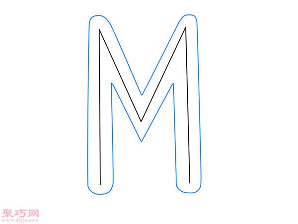 画A-Z立体字母 44