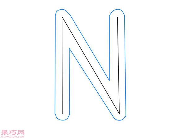 画A-Z立体字母 48
