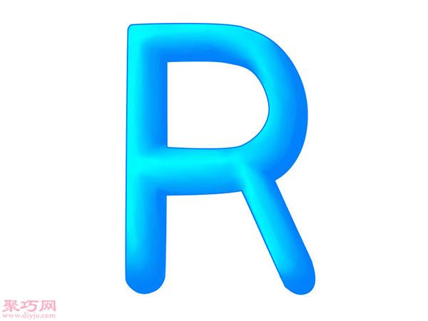 画A-Z立体字母 64