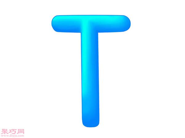 画A-Z立体字母 72