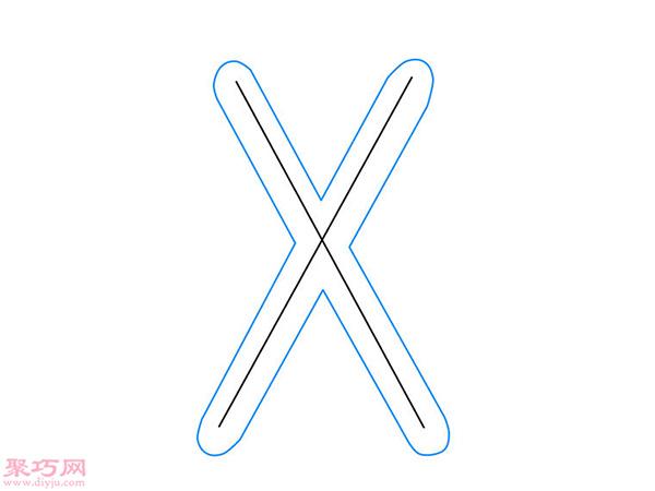 画A-Z立体字母 85