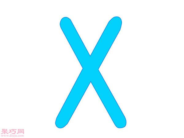 画A-Z立体字母 86