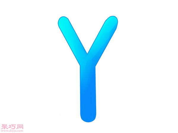 画A-Z立体字母 91